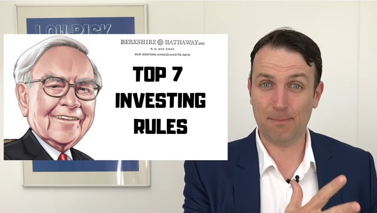 Buffett S 7 Rules Of Investing