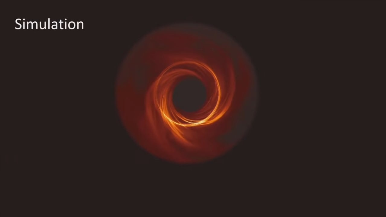 Woman Behind The First Photo Of A Black Hole