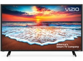 Vizio 32-Inch Full HD LED Smart TV For Just $2.99 With Amex