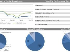 Willow Oak Select Fund 1Q19 Commentary