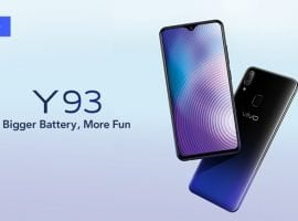 Y93 Is A New Addition To Vivo's Affordable Smartphones In Pakistan