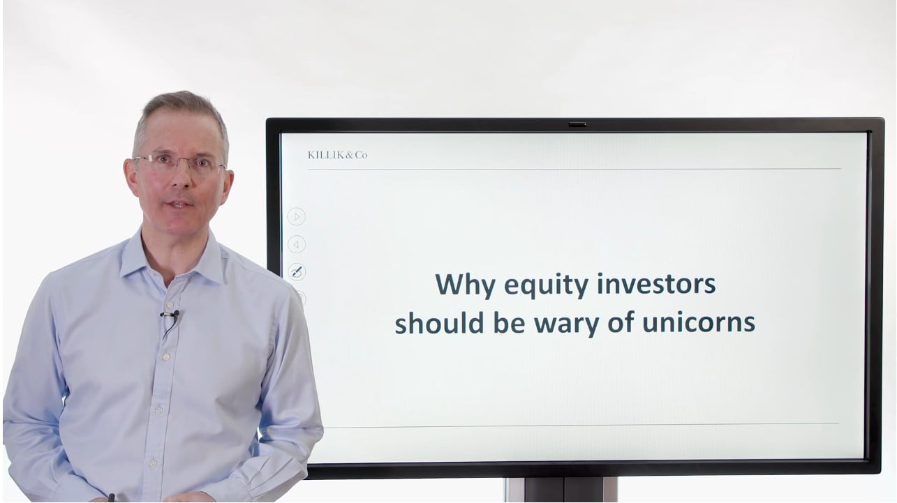 equity investors should be wary of unicorns