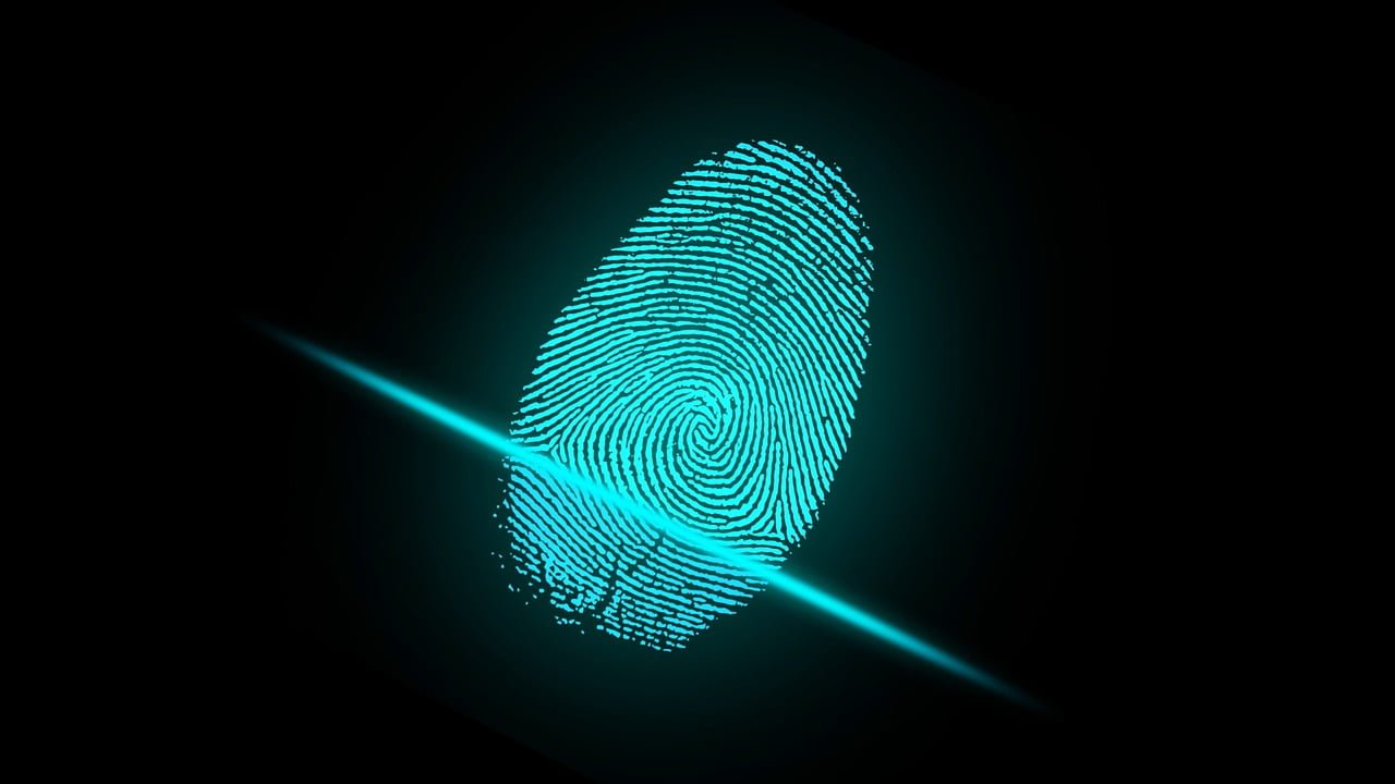 Huawei's P30 fingerprint sensor icon