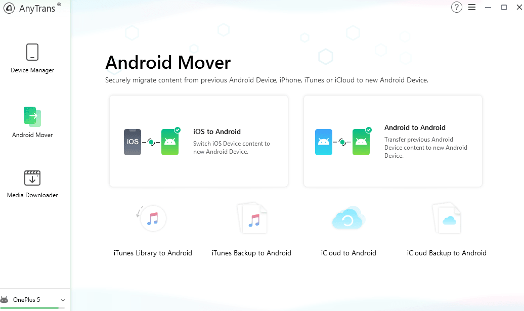 Android Mover