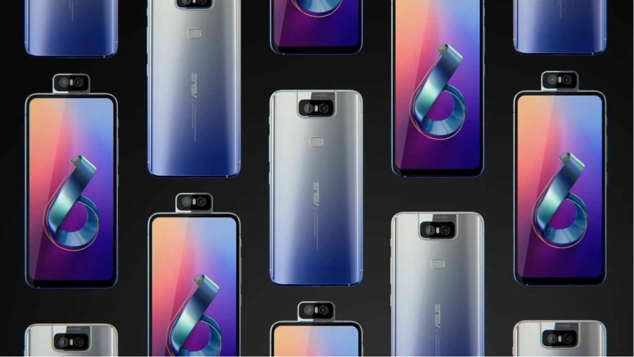 Asus ZenFone 6 vs iPhone XR
