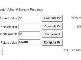 Illustrated Valuations: Estimating The Intrinsic Value