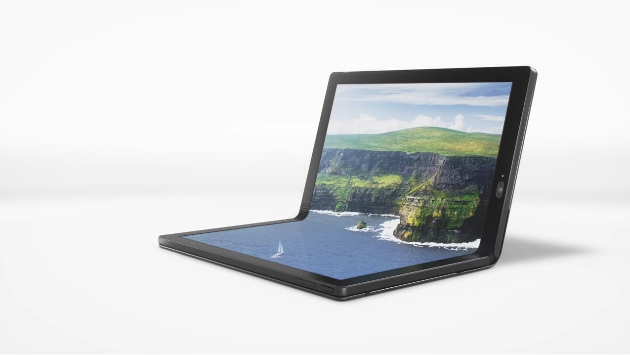 Lenovo Foldable PC Foldable ThinkPad
