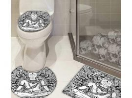 Upset Hindus Urge Amazon To Apologize And Withdraw Lord Shiva Toilet Cover Set