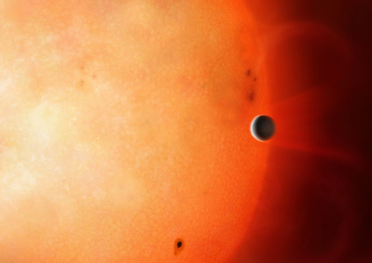 New Exoplanet In The Neptunian Desert