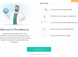 PhoneRescue: How To Get Back Your Lost iPhone Data Easily