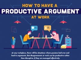 How Professional People Can Hold Productive Arguments