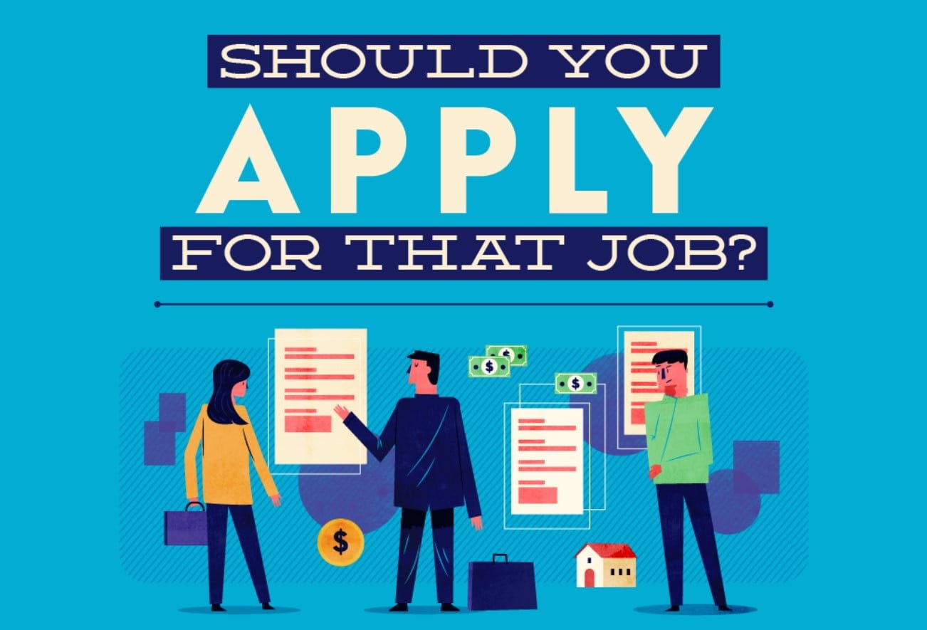 Should You Apply For That Job