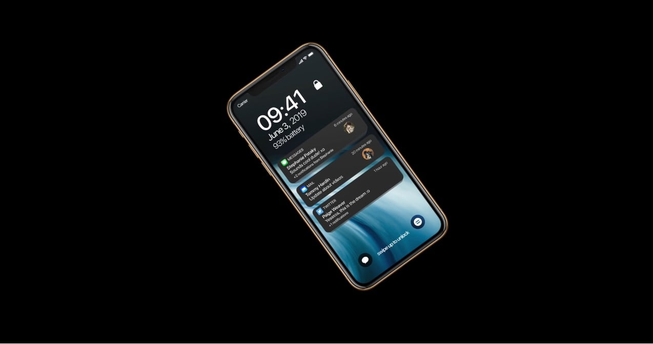 iOS 13 On iPhone 11