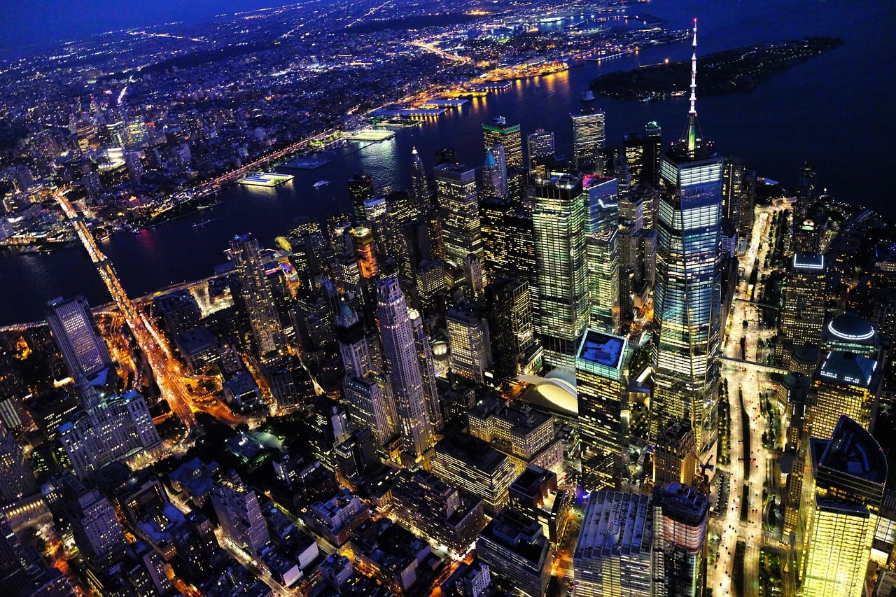 Top 10 Wealthiest Cities in the World