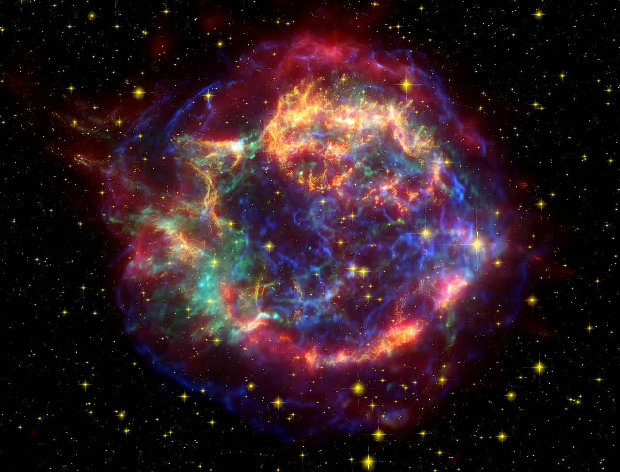 Ancient Humans To Walk Upright Supernova