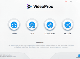 VideoProc Review: Easily Process, Cut And Edit 4K/Large Videos