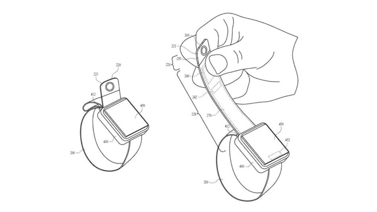 Apple Watch Patent 2