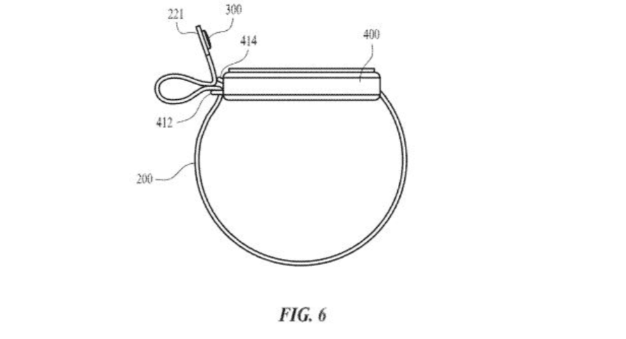 Apple Watch Patent 3