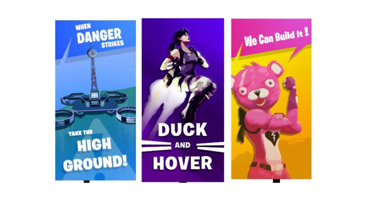 Fortnite Season 10 Cattus Posters Leaked