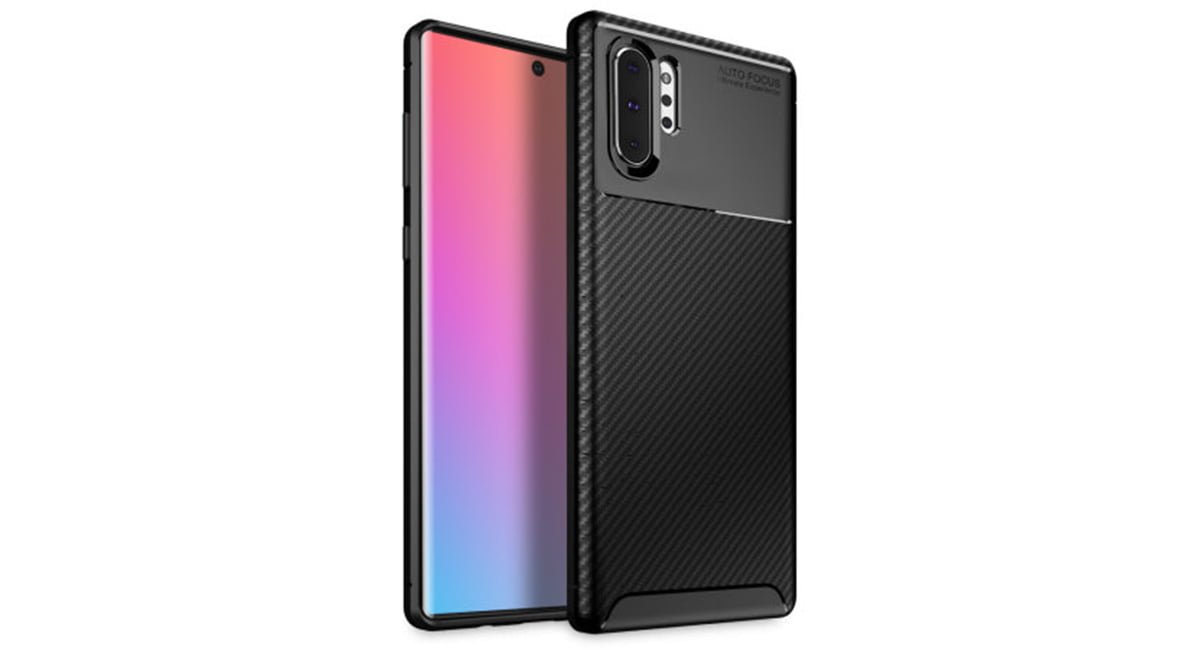 Galaxy Note 10 Pro Cases Leaked