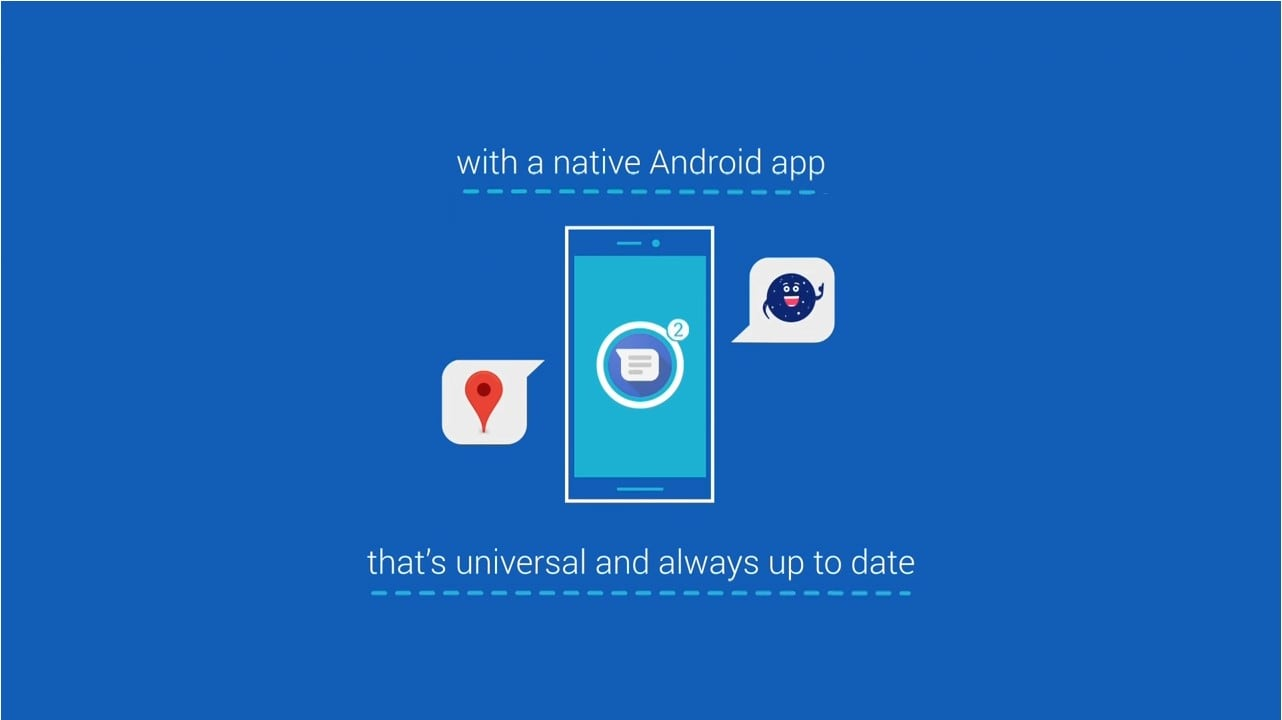 Google RCS Rolling Out Messages App