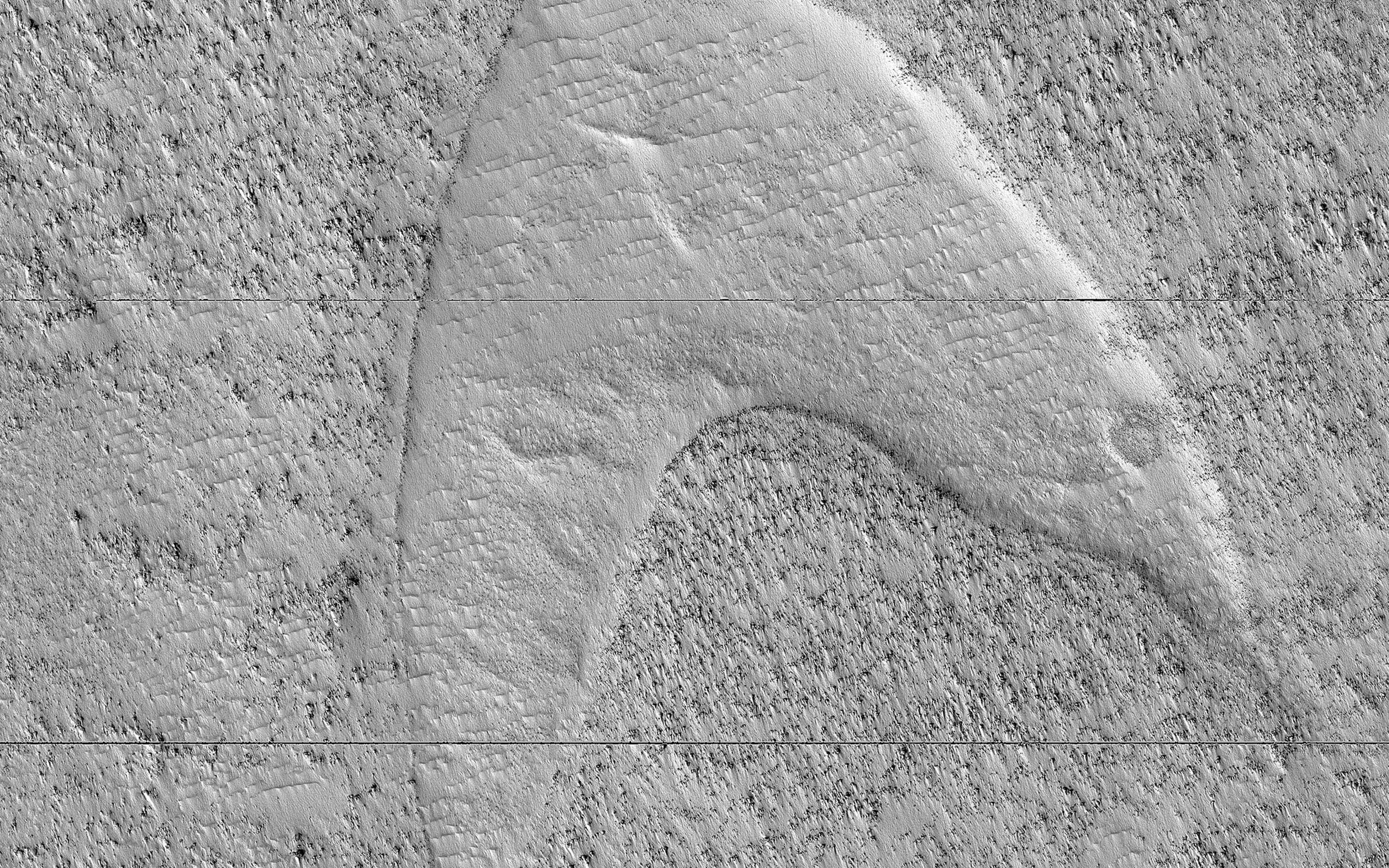 Star Trek Symbol On Mars