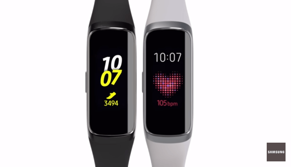 Samsung Galaxy Fit vs Galaxy Watch Active Comparison