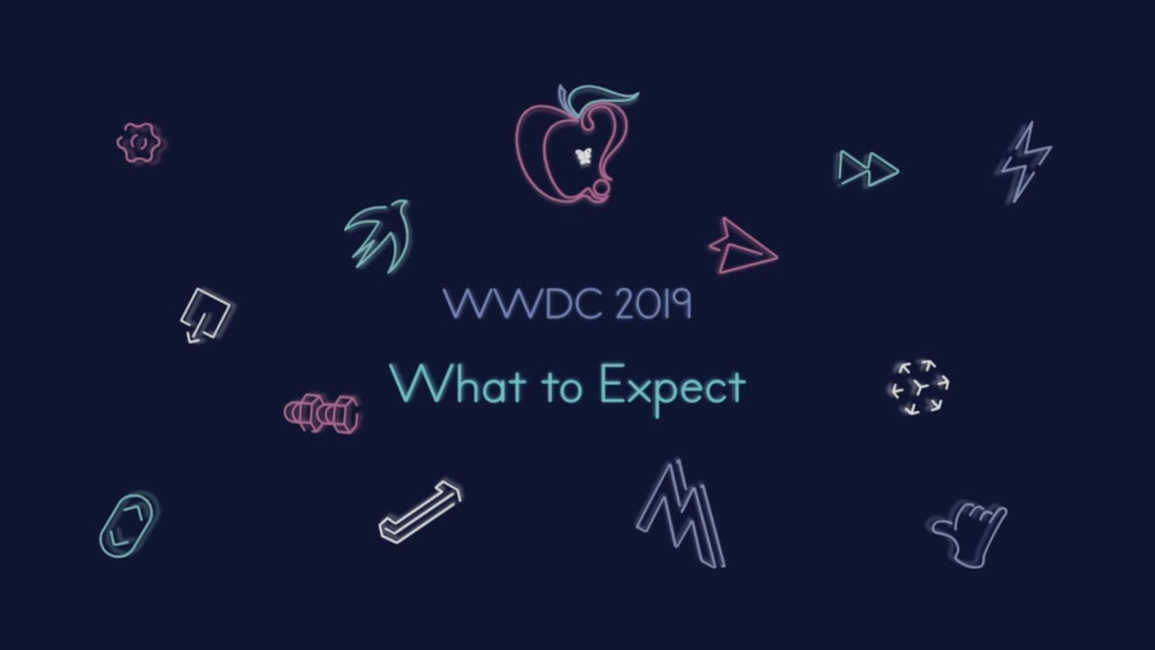 Apple WWDC 2019 IOS 13 keynote