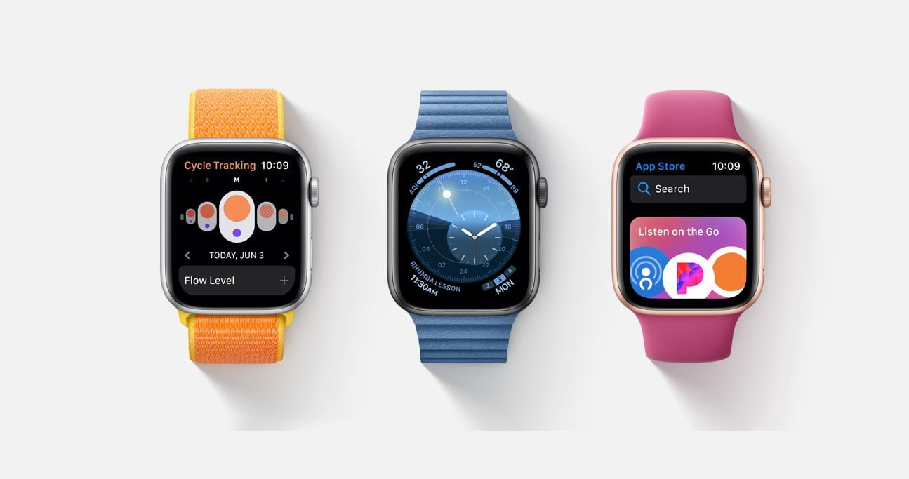 WatchOS 6 Apple Watch Series 5