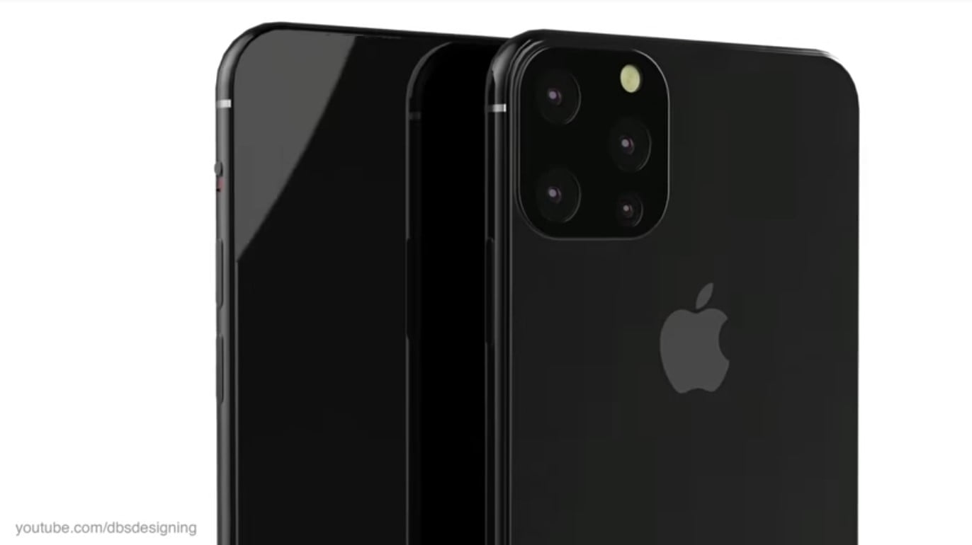 iPhone 11 Concept Video