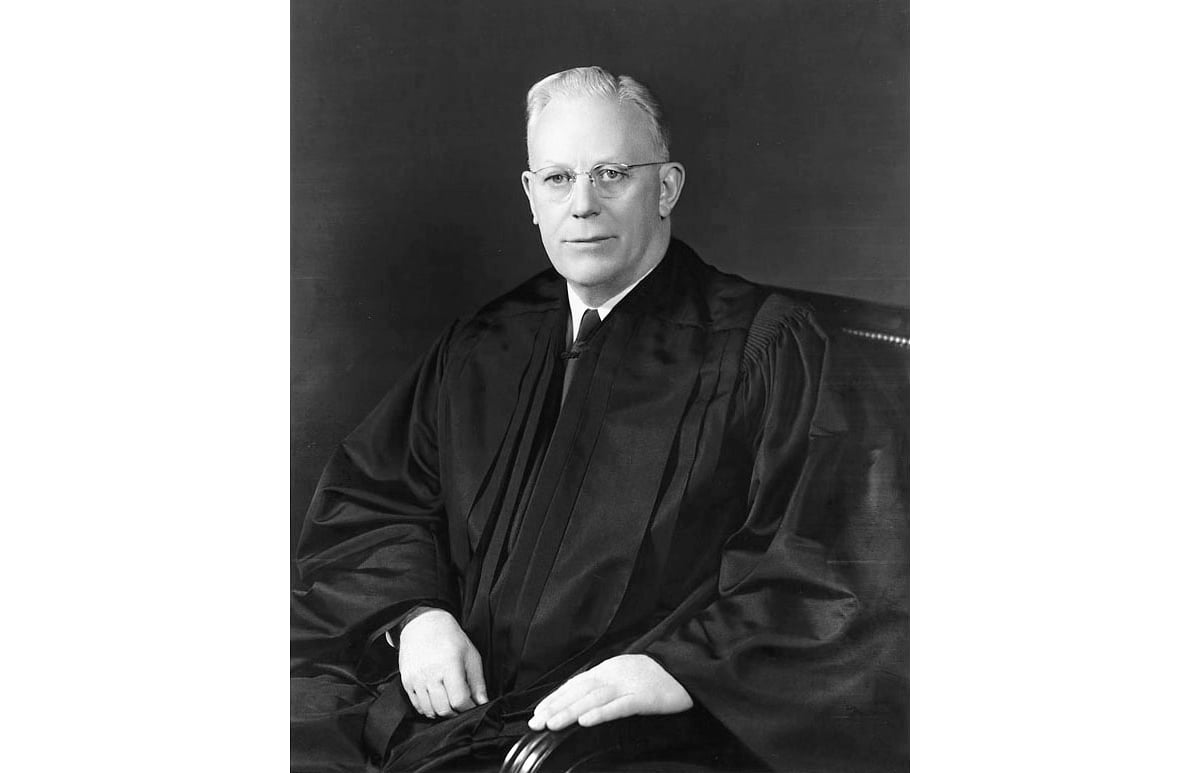 Chief Justice Earl Warren