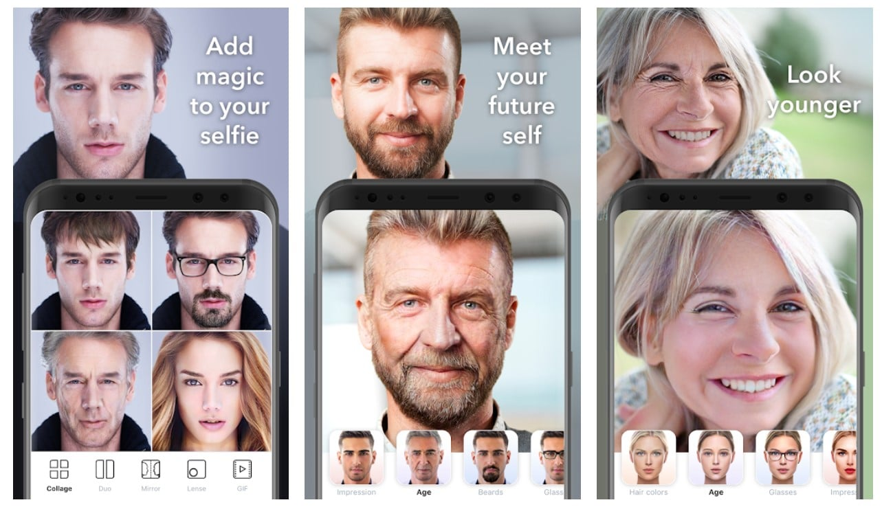 FaceApp says it's not uploading all your photos
