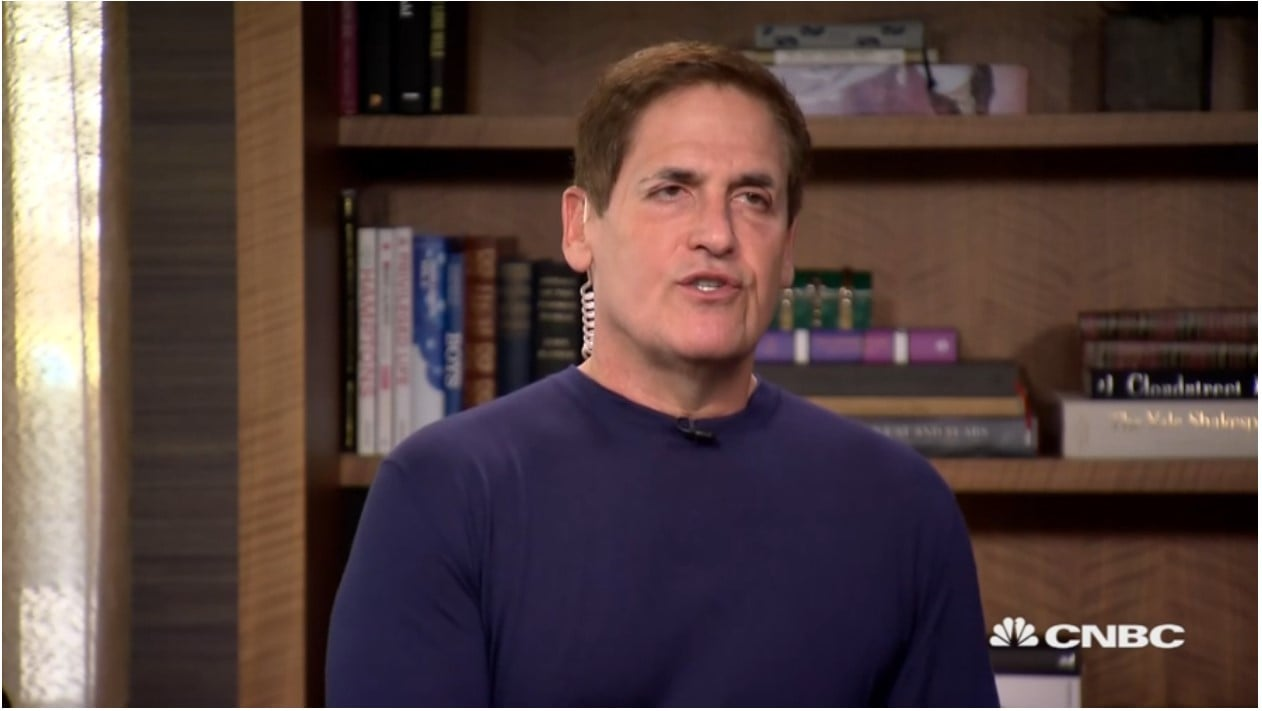 Mark Cuban on Trump