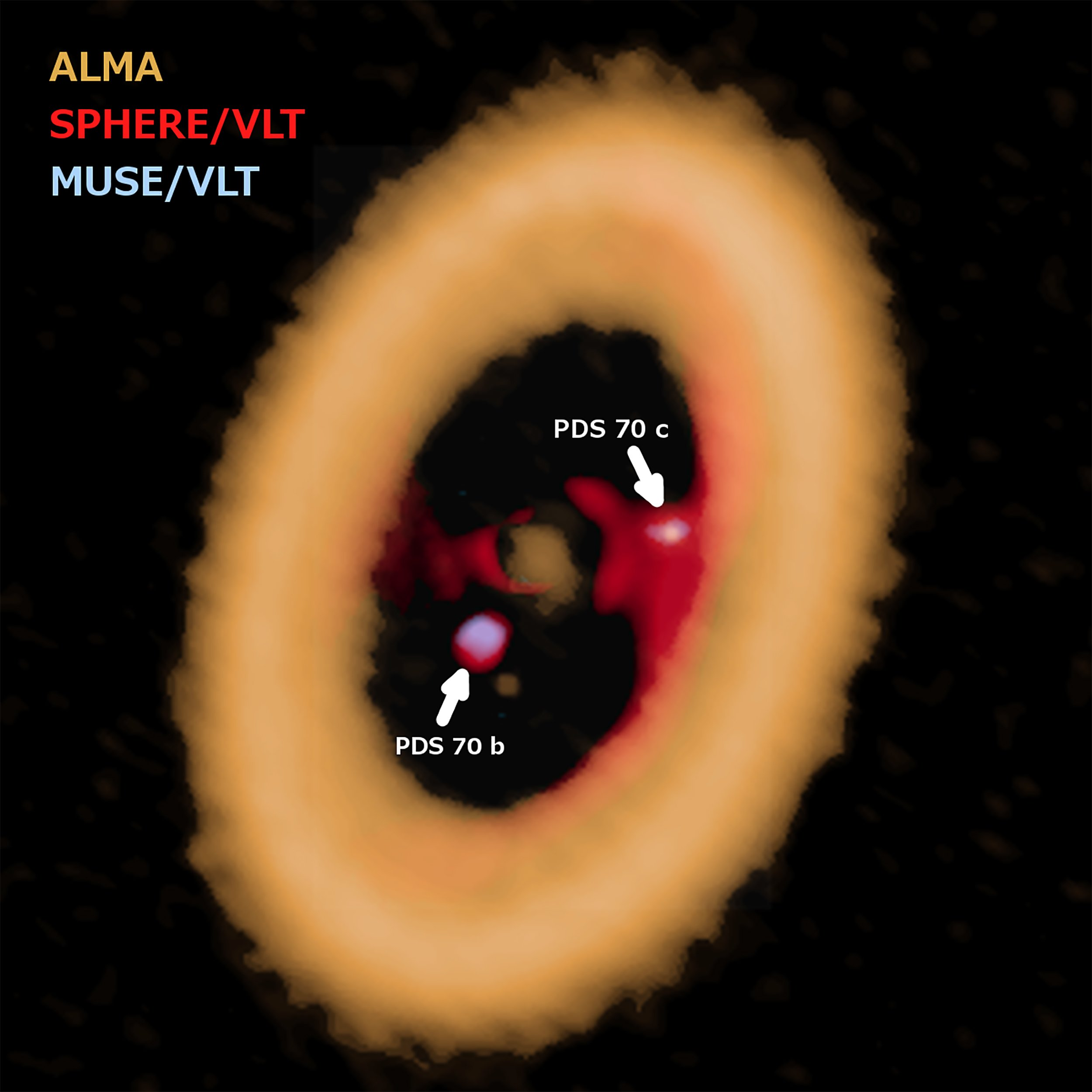 Moon-Forming Disk Around An Exoplanet
