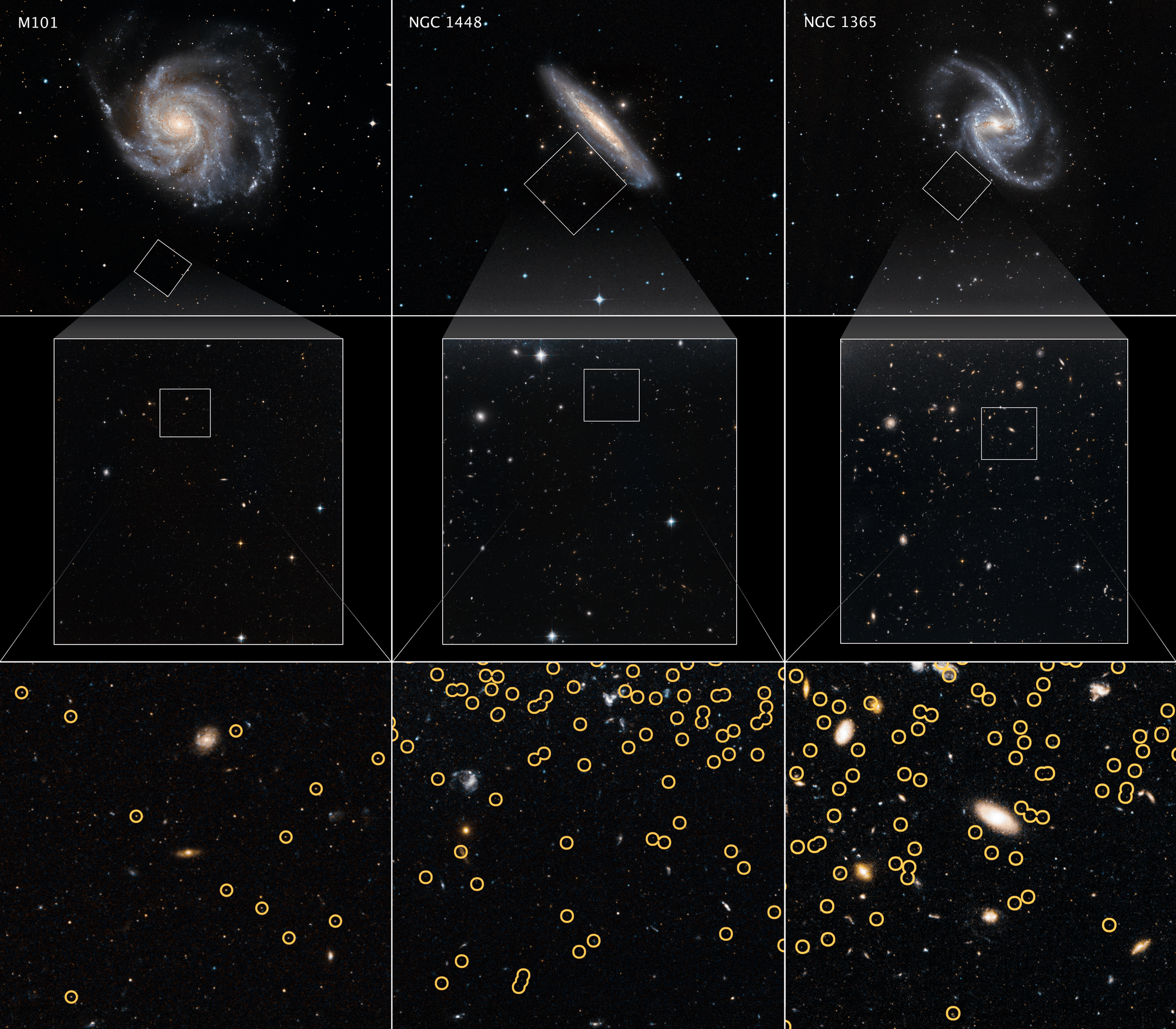 Red Giant Stars Universes Expansion Rate