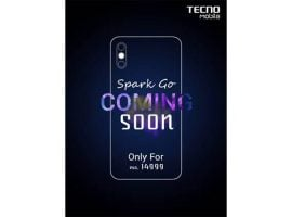 Tecno's Spark Go Teaser Is Definitely Sparking Everyone's Attention