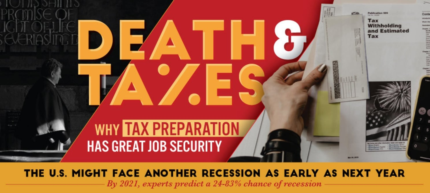 Tax Preparation Has Great Job Security