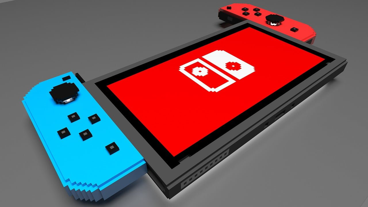 Nintendo Switch Camera