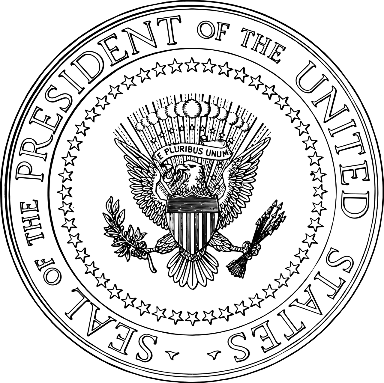 photoshopped presidential seal 45 is a puppet