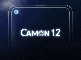 TECNO Camon 12 Air Is Expected To Arrive Soon