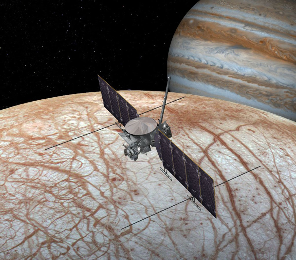 Europa Clipper Mission