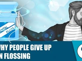 Why People Have Stopped Flossing? No Time – Survey Reveals