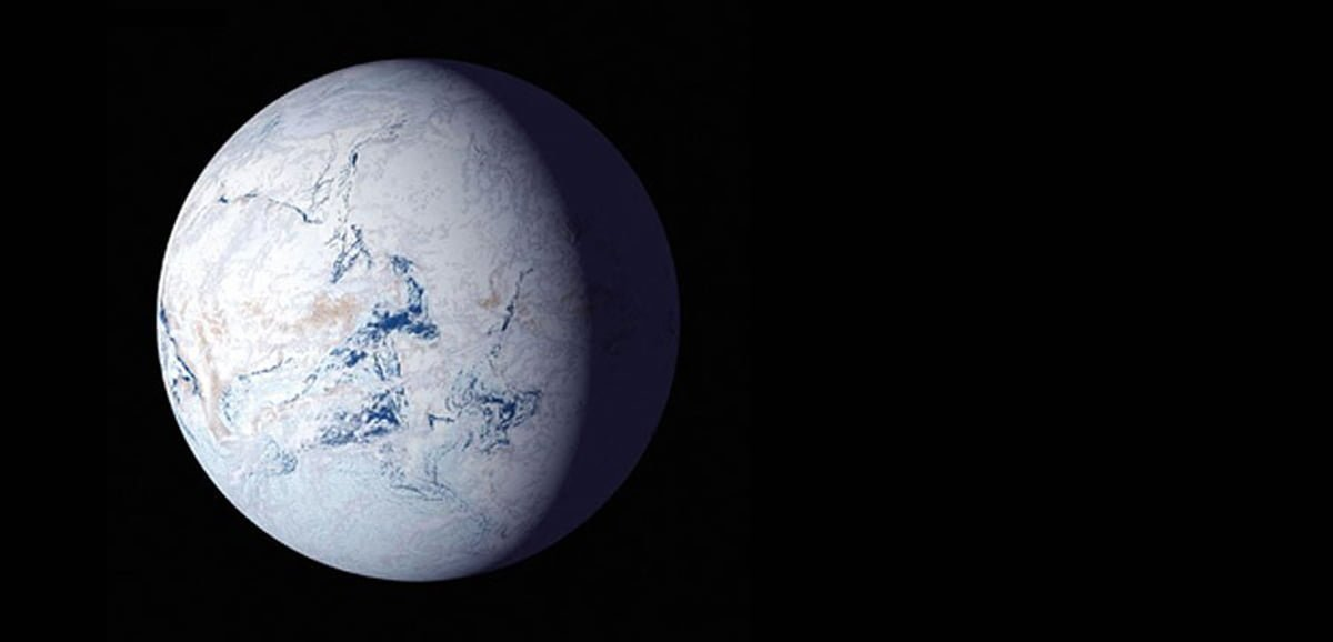 Frozen Exoplanets