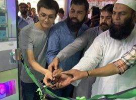 Inauguration Of The First Official Infinix Store In Karachi