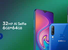 Infinix Launches The S4 6GB+64GB Exclusively In Pakistan