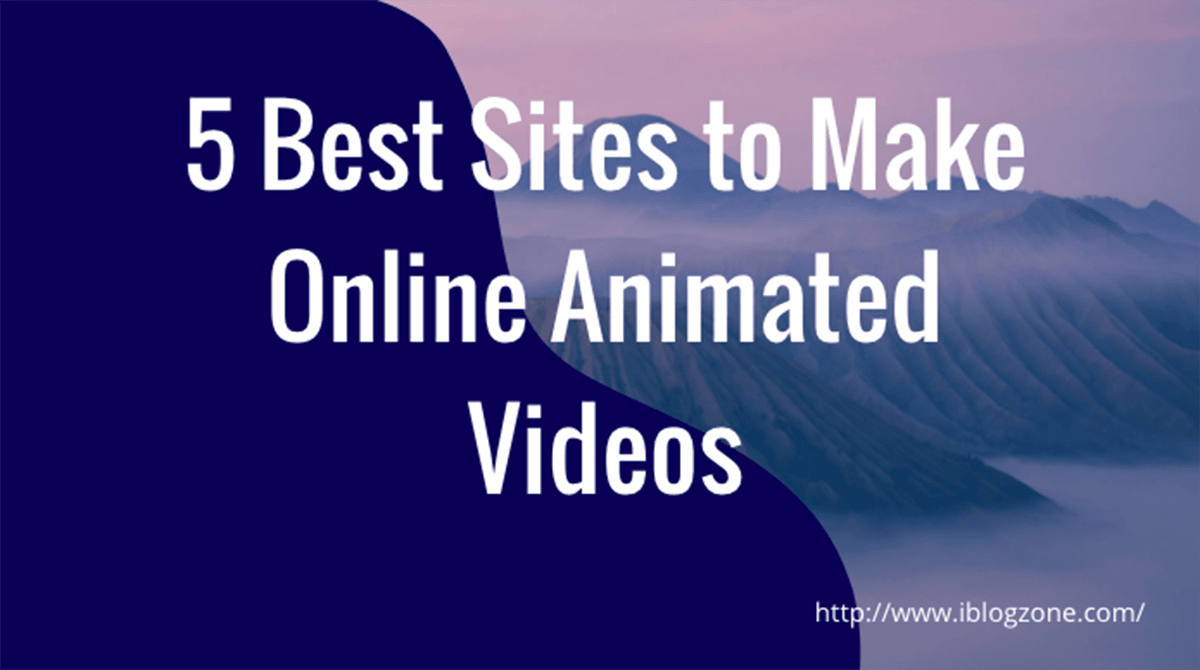 Online Animated Videos