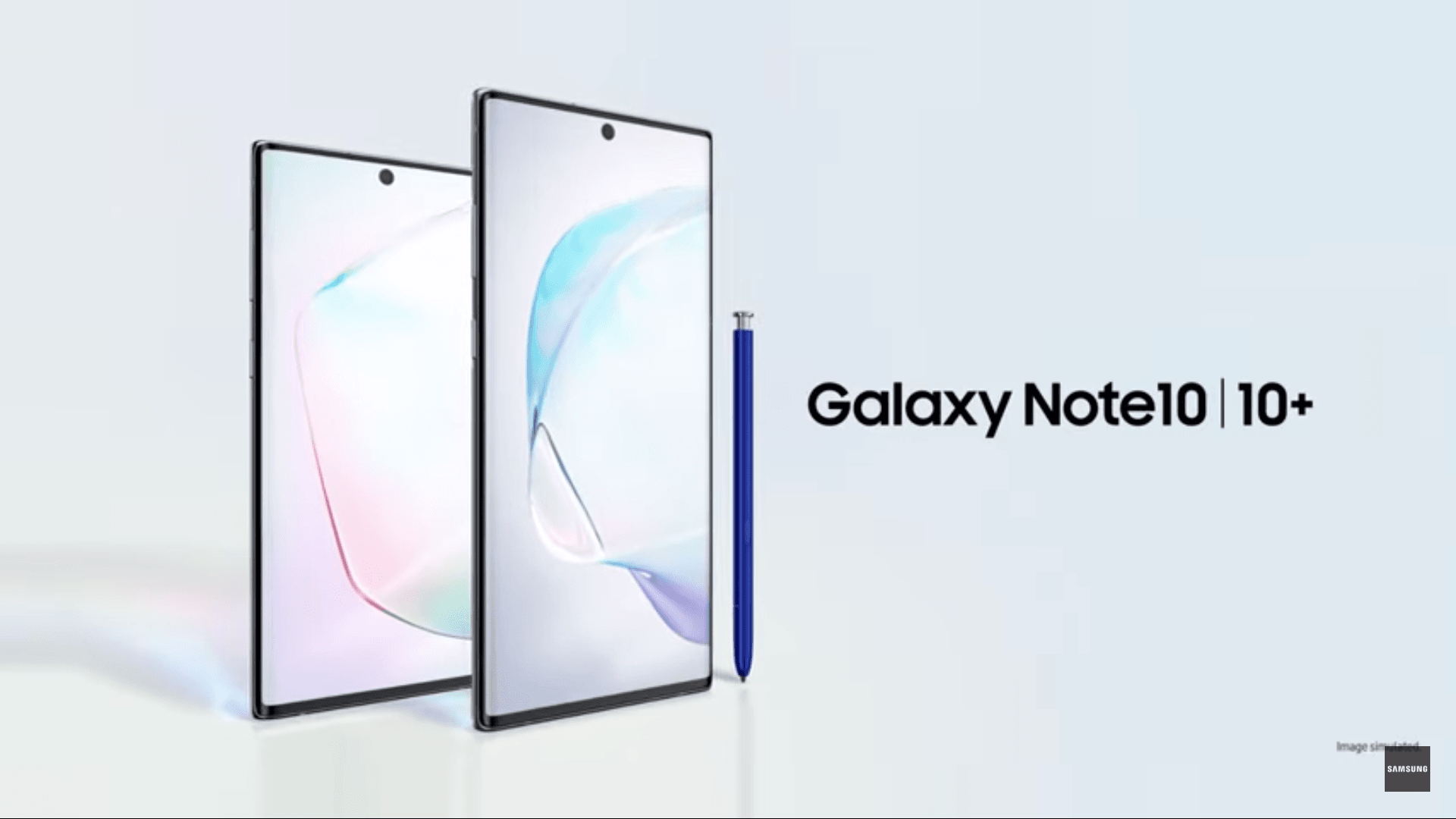 Galaxy Note 10 camera specs galaxy s10 plus