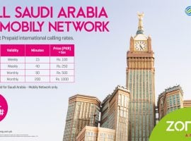 This Hajj, Zong 4G Offers Affordable International Calling To Saudi Arabia
