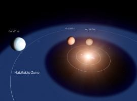 TESS Detects Potentially Habitable Super-Earth In The Neighborhood