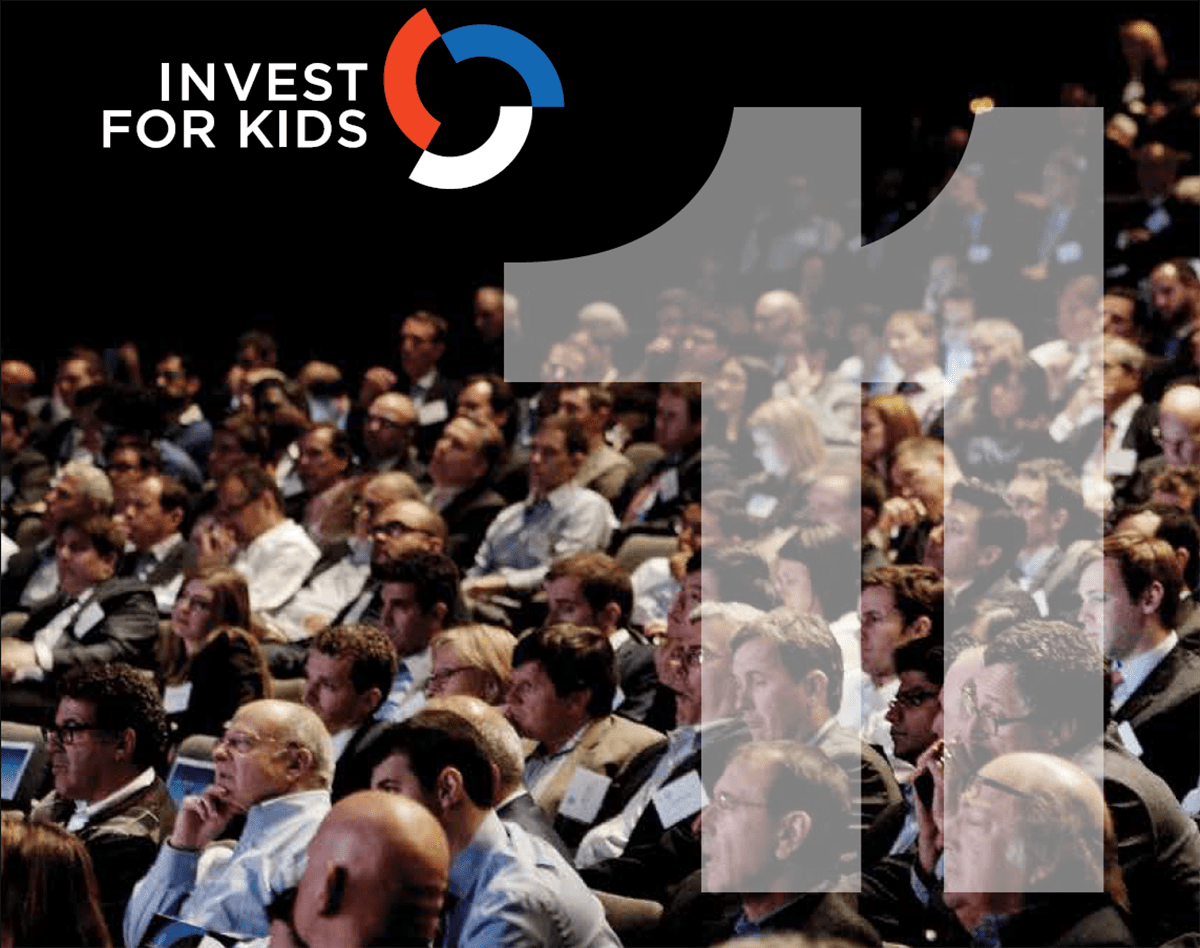 11th Annual Invest For Kids Conference